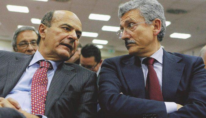 """""""Cari D'Alema e Bersani, è tardi per uscire dal Pd"""""""