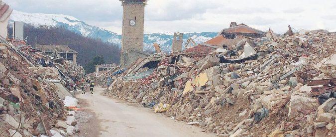 """Post-sisma, la verità di Errani: """"Questa non è ricostruzione"""""""