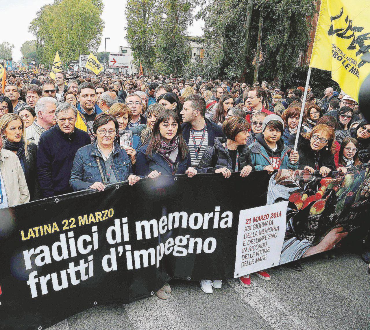 Libera, arriva la scissione: se ne vanno quattro gruppi del Lazio