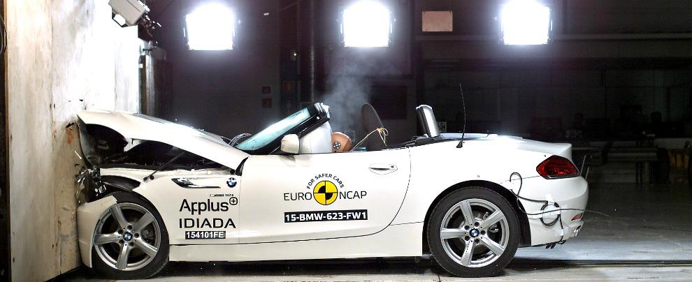 EuroNCAP, vent'anni di crash test. Buon compleanno sicurezza