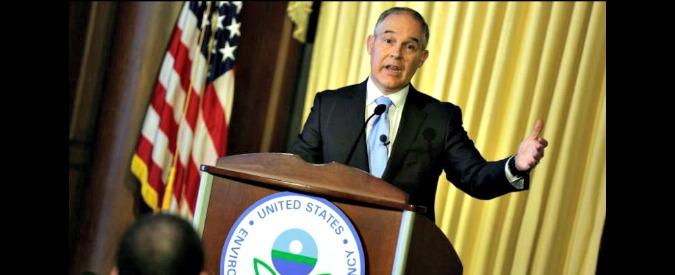 """Emissioni Usa, l'Epa auspica pugno duro contro gruppo FCA. """"Caso deliberato"""""""
