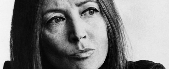 """Processo alla Storia: Oriana Fallaci, parla l'accusa. """"Lei aggiustava la realtà e pretendeva di essere guida morale"""""""