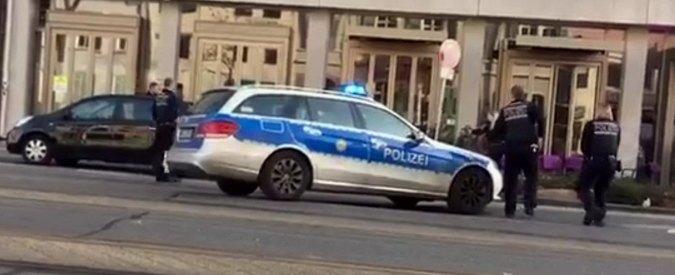 Germania, auto contro la folla: un morto. Uomo ferito dalla polizia. Esclusa ipotesi terrorismo