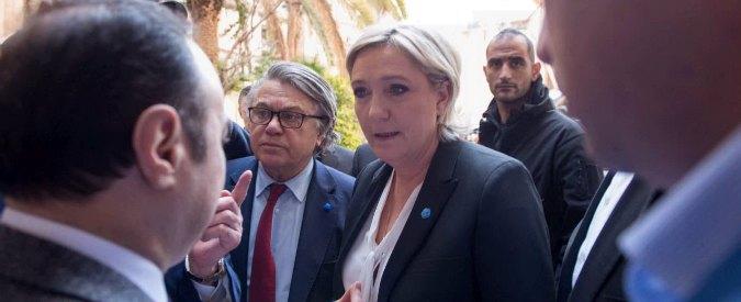 Libano, Marine Le Pen in visita rifiuta il velo e cancella incontro con il Gran Mufti