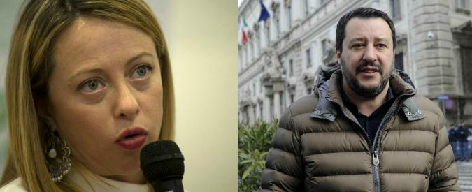 """Foibe, Meloni e Salvini contro Mattarella e Grasso: """"Gravissima l'assenza delle cariche dello Stato al Giorno del Ricordo"""""""