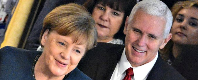 Monaco, Pence: 'Impegno Usa nella Nato incrollabile. Incalzeremo ancora Mosca'. Che replica: 'Guerra fredda non è finita'