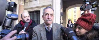 """Roma, Berdini su La Stampa: 'Raggi inadeguata'. Poi lascia. Ma la sindaca respinge le dimissioni """"con riserva"""""""