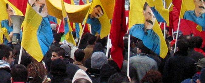 Turchia, una manifestazione per chiedere la liberazione del leader del Pkk