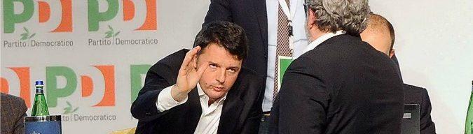 Pd, l'agonia di un partito sospeso: Renzi ignora l'ultima mossa di Emiliano. E nessuno vuole la colpa della scissione