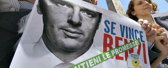 Renzi, la 'green economy' dell'ex premier: niente Strategia energetica nazionale e grandi agevolazioni per gli idrocarburi