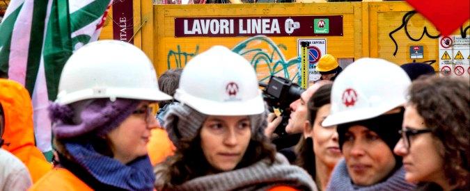 Roma Metropolitane, pignorati 10 milioni di euro: azienda sull'orlo del baratro. A rischio Metro C e conti del Comune