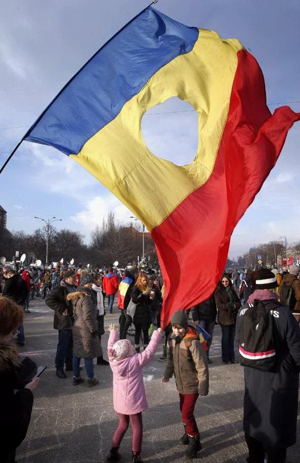 romania-proteste-contro-governo