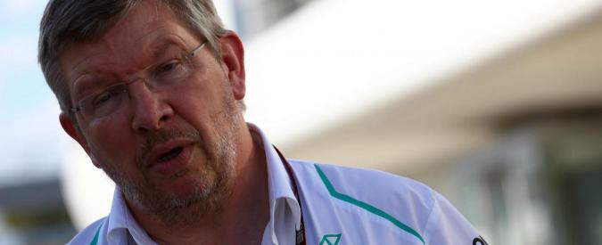Ross Brawn, un uomo solo (ma giusto) contro i colossi della F1