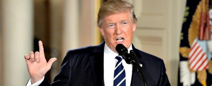 """Donald Trump, la corte federale respinge ripristino del Muslim Ban. Il presidente: """"Se succede qualcosa colpa dei giudici"""""""