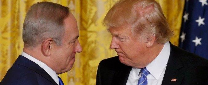 Usa, Trump: 'Israele e Palestina 2 Stati? Trovino loro accordo, conta solo la pace'. Congelato paradigma nato a Oslo nel '93