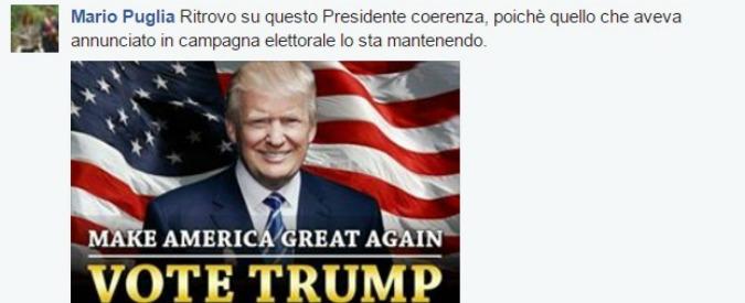 """Toscana, una statua di Donald Trump a Vagli di Sotto. Il sindaco: """"Finanziata con 100 mila euro da imprenditori privati"""""""