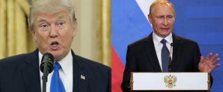 """Attacco Usa in Siria, cambio di tattica di Trump """"gendarme globale"""" con Putin. Che invece non può agire"""