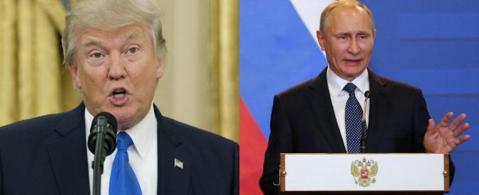 """Trump alla Fox News: """"Putin assassino? Gli Stati Uniti non sono così innocenti"""""""
