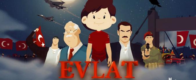 Turchia arriva il cartone animato per spiegare ai bambini