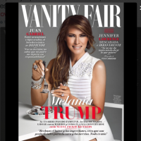 La copertina di Vanity Fair Messico: Melania Trump definita 'la nuova Jackie Kennedy'