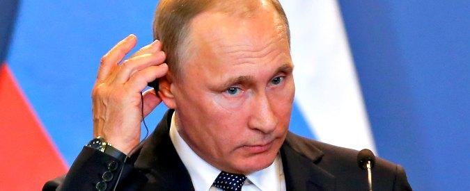 """Russia, Putin ufficializza la candidatura: """"Correrò alle presidenziali del 2018"""""""