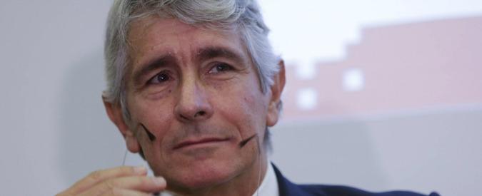 Elezioni Figc, ora Tavecchio ha un rivale vero: Andrea Abodi lascia la Lega di B e si candida alla presidenza del calcio italiano