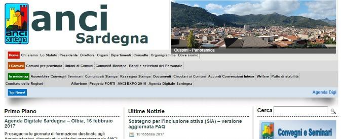 Anci, in Sardegna l'elezione del presidente regionale dura da cinque mesi