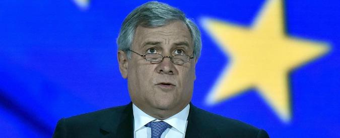 """Elezioni, Berlusconi: """"Tajani disponibile a fare il premier"""". Fitto nel fuorionda: """"Il M5s rischia di fare cappotto al Sud"""""""