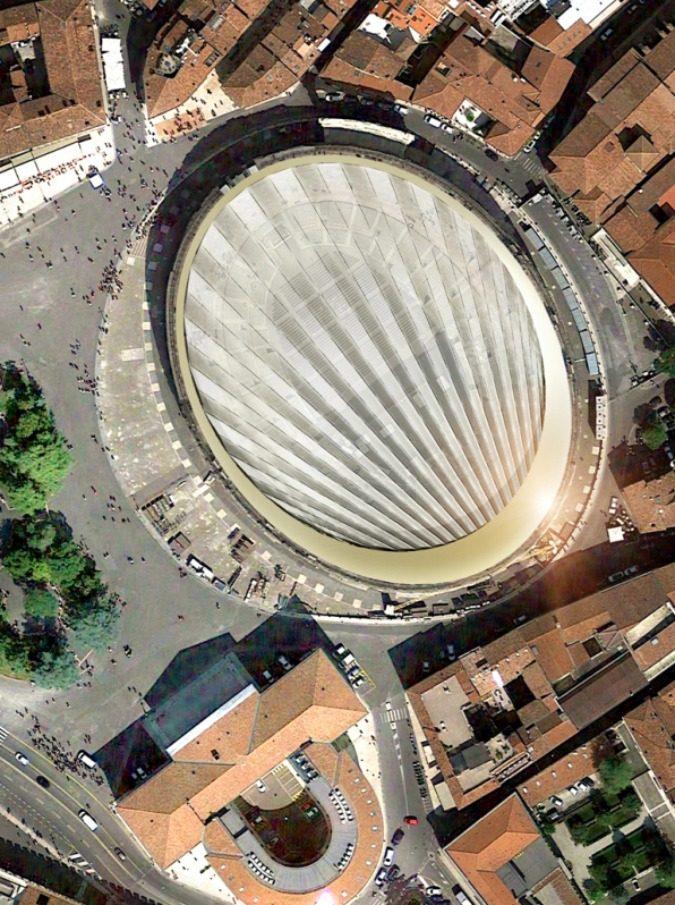 """Arena di Verona, Vittorio Sgarbi: """"La copertura? Solo una mente malata poteva ideare una cosa del genere"""""""