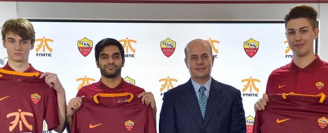 L'AS Roma ingaggia 3 giocatori di FIFA per il nuovo settore eSport