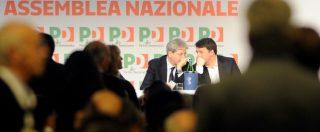 """Assemblea Pd, la giornata al Parco dei Principi: scissione no. Anzi sì. """"Emiliano? Vuol far ricadere la colpa su Renzi"""""""
