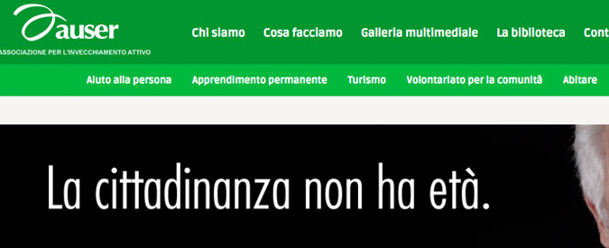 """Terza età, """"in Italia oltre 500mila famiglie indebitate per pagare le spese di assistenza"""""""
