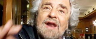 """Beppe Grillo al Fatto: """"Abbiamo fatto errori, ci fa bene prendere qualche facciata. Ci scusiamo e cerchiamo di trarne il meglio"""""""