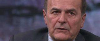 """Scissione Pd, Bersani: """"Emiliano farà i conti con sue coerenze"""". Il governatore: """"Ho tradito? Non ero nella sua corrente"""""""