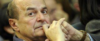 """Bersani: """"Se Renzi forza, il Pd è finito: rifacciamo l'Ulivo"""". Orfini: """"Se servono, primarie per il candidato premier"""""""