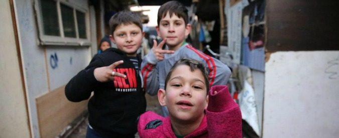 Rom: Daniele, sei anni e un futuro scolastico segnato dalla nascita