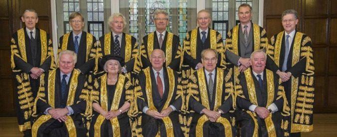 Brexit, il presidente della Corte Suprema e i nemici del popolo