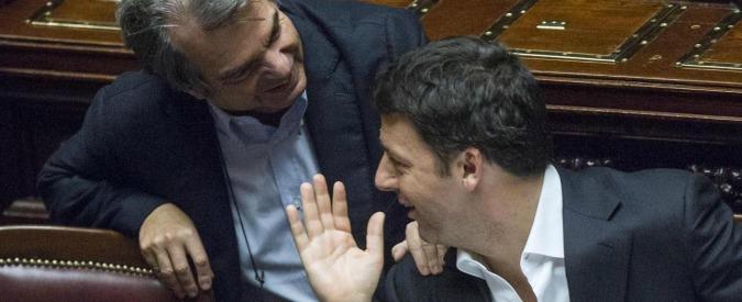 """Pd, il """"nuovo"""" Renzi lancia il lavoro di cittadinanza. Ma copia un'idea di Berlusconi di due settimane fa"""