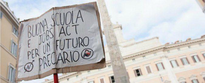 Appello dei 600 docenti, l'italiano non salverà l'istruzione