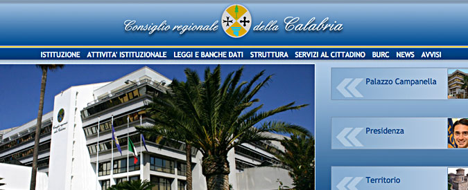 Regione Calabria, i consiglieri vogliono pensione e il Tfr. Con due legislature? L'assegno arriva a 60 anni