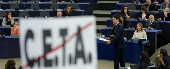 Trattato Ue-Canada, il Parlamento approva. Ma non è una vittoria