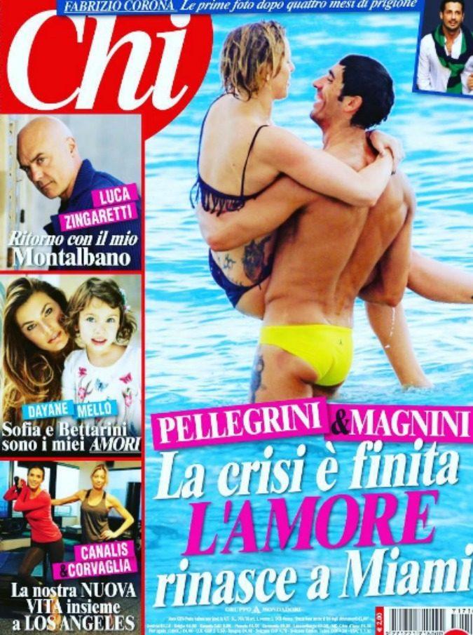 Federica Pellegrini e Filippo Magnini di nuovo insieme