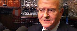 """Vitalizi, Cicchitto (Ap) contro M5S: """"La smetta, l'attività di parlamentare ha la sua dignità"""""""