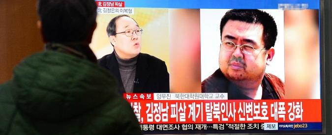 """Nord Corea, """"una delle killer di Kim Jong-nam ha sintomi collegati al gas nervino"""""""