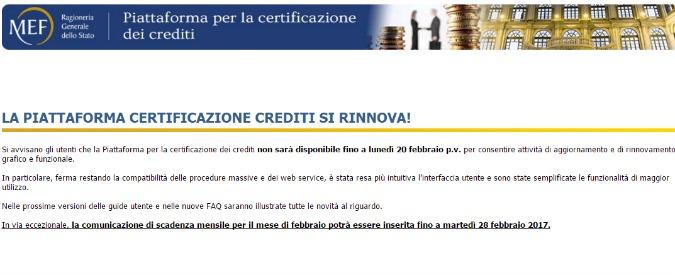 """Pagamenti pubblica amministrazione, Ue riavvia procedura di infrazione contro Italia: """"Ancora maglia nera tra i 28"""""""
