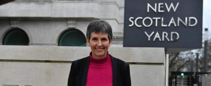 Londra, una donna a capo di Scotland Yard: è la prima volta nella storia
