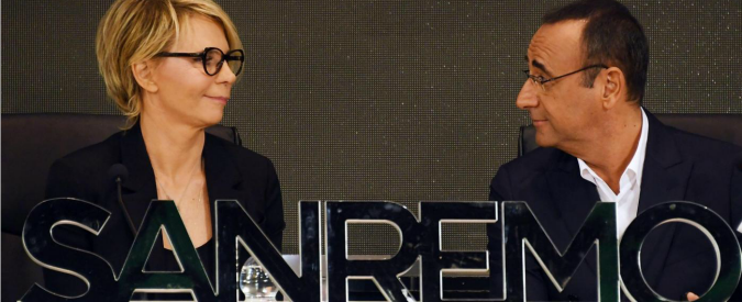 Sanremo 2017, guida a un uso corretto: piccola proposta a Carlo Conti e Maria De Filippi
