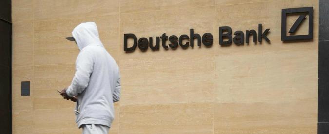 """Deutsche Bank: """"Dall'Italia la maggiore minaccia per la stabilità dell'Eurozona"""""""