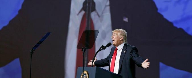 Donald Trump boicotta anche la cena con i corrispondenti della Casa Bianca