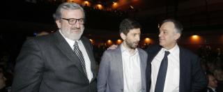 """Pd, Emiliano: """"Abbiamo convinto Renzi a sostenere Gentiloni fino al 2018"""". Guerini: """"Ultimatum da minoranza irricevibili"""""""